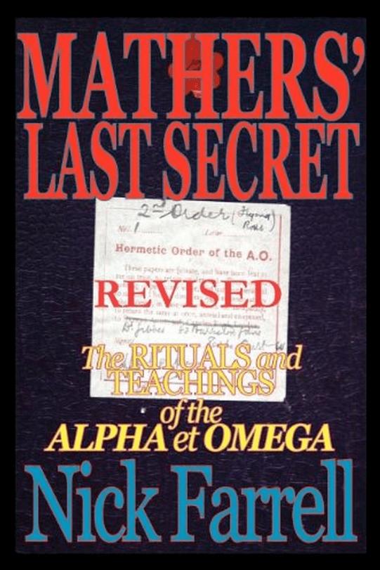mathers last secret