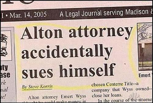 Bad Attorney