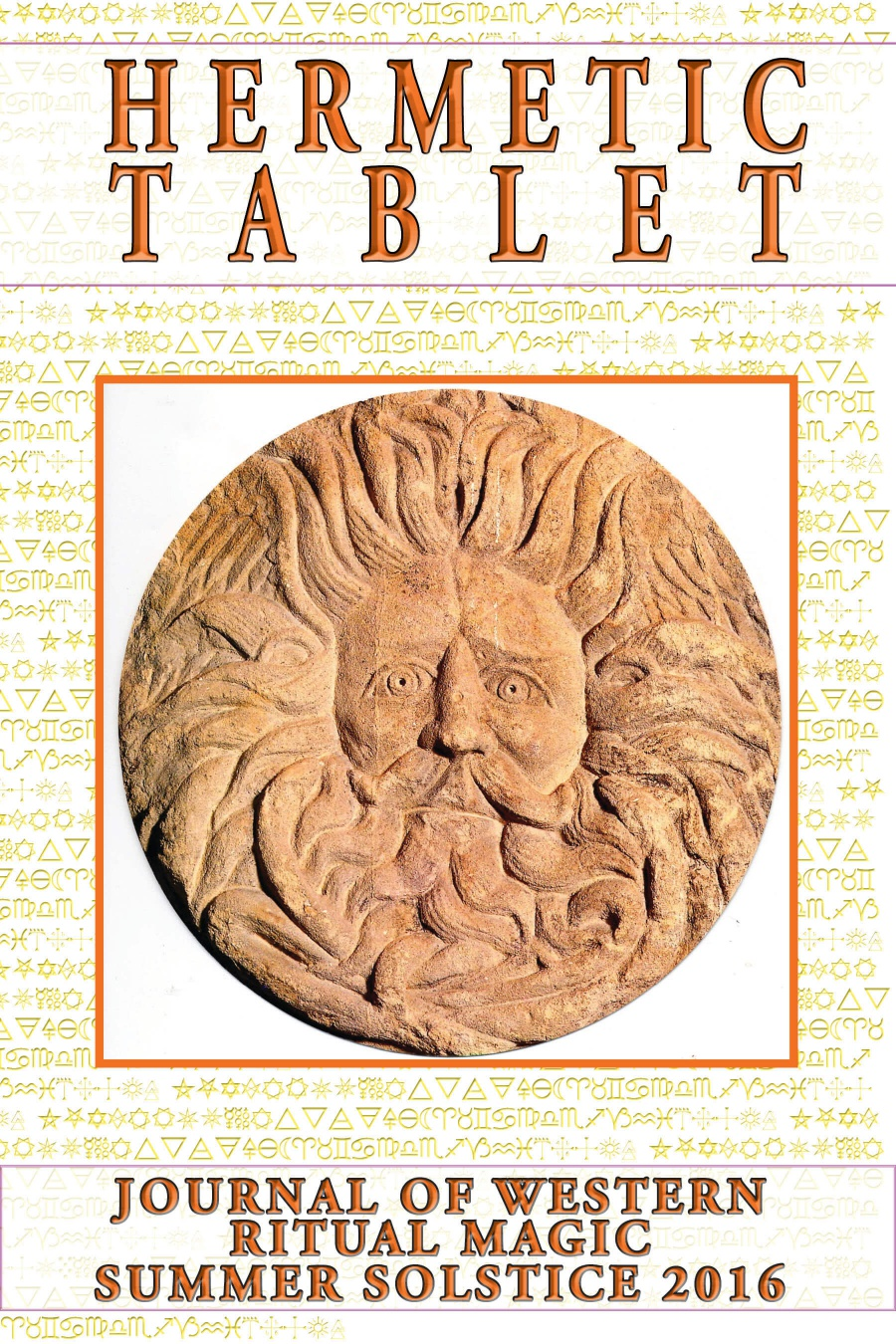 Summer edition of the Hermetic Tablet is out